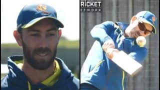 Glenn Maxwell TROLLS Australian Coach Justin Langer Ahead of ICC World Cup 2019 in Most Bizarre Fashion | WATCH VIDEO