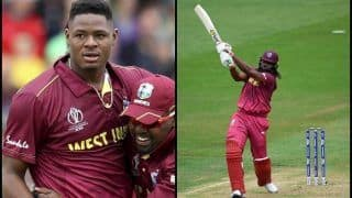 Win vs Pak: Oshane Thomas, Chris Gayle Star as Windies Hammer Pakistan in Their ICC Cricket World Cup 2019 Opener by Seven Wickets