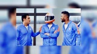 MS Dhoni TROLLS Hardik Pandya in New Ad Commercial Ahead of World Cup 2019, Introduces Him to Mysterious Mr. Pride | WATCH VIDEO