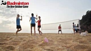 BWF Launches New Form of Outdoor Badminton; Nehwal, HS Pranoy and Parupalli Extend Support