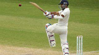 रहाणे ने काउंटी क्रिकेट के डेब्यू मैच में जड़ा शतक, ऐसा करने वाले तीसरे भारतीय