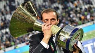 Juventus Head Coach Massimiliano Allegri to Leave at Season End, Club Confirms