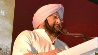 Navjot Singh Sidhu Ambitious, Wants to Replace me Punjab CM: Captain Amarinder Singh