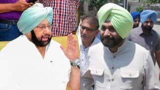 Sidhu Should Resign if he Can't Work With Amarinder: Punjab Minister
