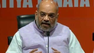 'Oppn Campaign Against EVM Picked up Pace After Exit Poll Results,' Alleges BJP Chief Amit Shah