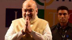 लोकसभा चुनाव 2019: अमित शाह 2.5 लाख वोटों से आगे, भाजपा को गुजरात में बढ़त