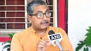 BJP Suspends Anil Saumitra For Calling Mahatma Gandhi 'Father of Pakistan', Asks Him to Reply in 7 Days