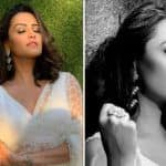 Anita Hassanandani Looks Uber Hot in Sheer White Saree as She Strikes a Sexy Pose in The Sun-kissed Picture