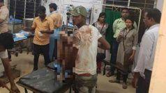 ओडिशा में अस्का विधानसभा सीट से कांग्रेस उम्मीदवार पर हमला, गंभीर रूप से घायल