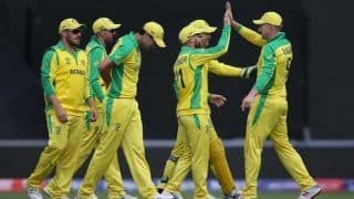 ICC World Cup Warm up: Australia Outclass Sri Lanka by Five Wickets