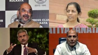 Home For Shah, Defence For Rajnath, Finance For Sitharaman And MEA For Jaishankar