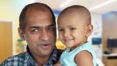 Saving Bella: 2-year-old From Mumbai Gets a Second Chance at St. Jude