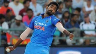 Bumrah Criticizes 'Flat Decks' Served in England During World Cup 2019
