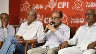 KCR Trying to Split Non-NDA Parties in Name of Federal Front: CPI