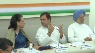राहुल गांधी ने की अध्यक्ष पद छोड़ने की पेशकश, कांग्रेस वर्किंग कमेटी नहीं हो रही तैयार