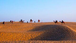Jaisalmer: Adventure Activities to Try in The Golden City