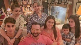 Soha Ali Khan Shares an Adorable Family Picture With Sara, Ibrahim, Kareena, Saif, Sharmila Tagore And Taimur
