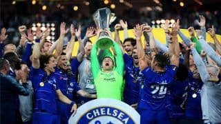 Chelsea Hammer Arsenal 4-1 to Lift Europa League Title