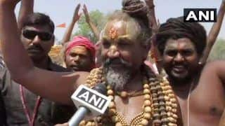 Madhya Pradesh: Computer Baba Demands Helicopter After Assuming Charge of Narmada River Trust