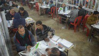 Counting of Votes For 28 Lok Sabha Seats in Karnataka Underway