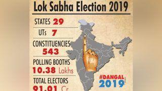 Lok Sabha Elections 2019 Results: Barrackpur, Dum Dum, Barasat, Basirhat, Jaynagar, Mathurapur Winners list