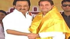 IANS- CVoter एग्जिट पोल: तमिलनाडु में यूपीए को 27, एनडीए को 11 सीटें