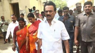 Centre, TN Governments Have Tied Hands of EC 'From Behind': MK Stalin