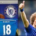 Chelsea's David Luiz Reveals he Supports Indian Cricket Team, Wishes Virat Kohli & Co Luck For ICC World Cup 2019 | WATCH