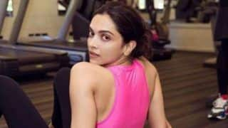Deepika Padukone Reveals She Did Push-up But Fell Down in Her Post Workout Pictures And We Can All Relate to it