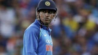 MS Dhoni Puts Opposition Under Pressure: Brendon McCullum