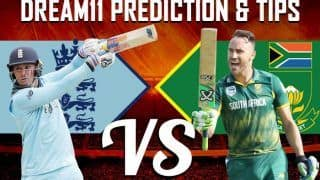 Dream11 Team England v South Africa ICC Cricket World Cup 2019 - Cricket Prediction, Tips For Today's World Cup ENG vs SA Match 1 at The Oval in London