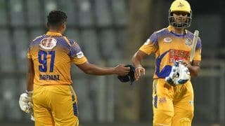 Dream11 Team Eagle Thane Strikers vs Triumphs Knights MNE Mumbai Premier League 2019 - Cricket Prediction, Tips For Todays MPL Match AA vs NBB at Wankhede Stadium, Mumbai