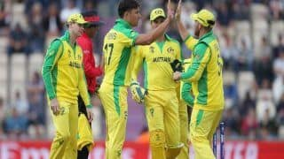 Dream11 Team Australia vs Sri Lanka ICC Cricket World Cup 2019 - Cricket Prediction Tips For Todays World Cup Warm-up Match AUS vs SL at Rose Bowl in Southampton