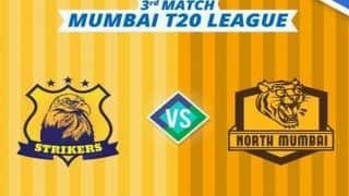 Dream11 Team Eagle Thane Strikers vs North Mumbai Panthers Mumbai Premier League 2019 - Cricket Prediction Tips For Todays MPL Match Eagle Thane Strikers vs North Mumbai Panthers at Wankhede Stadium, Mumbai