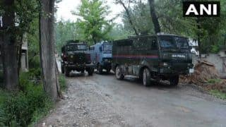 Jammu And Kashmir: Terrorist Killed in Baramulla Encounter