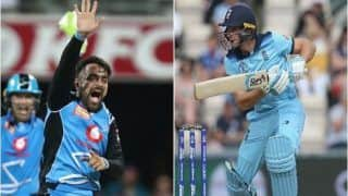 ICC Cricket World Cup 2019 England vs Afghanistan Warm-up Match Live Streaming: When And Where to WATCH ENG vs AFG Live ODI Match, Preview, TV Broadcast, Time in IST, Squads