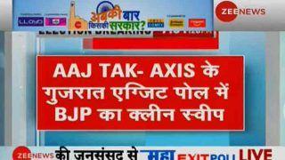 Exit Poll: गुजरात और दिल्ली में फिर भाजपा का परचम, यूपी में दिख रहा नुकसान