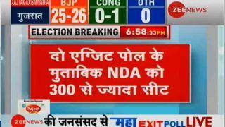 मध्यप्रदेश, राजस्थान और छत्तीसगढ़ में भी भाजपा ने कांग्रेस को पछाड़ा, विधानसभा चुनाव से उलट अनुमान