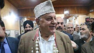 'Let Him Attend Session as Parliamentary Privilege,' Shashi Tharoor Tweets Letter From Farooq Abdullah