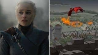 Game of Thrones: Did The Simpsons Predict Fate of King's Landing Years Ago?