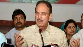 Azad Claims Neither BJP Nor NDA Will Form Government at Centre After Polls