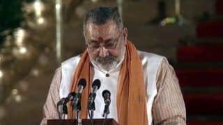 Giriraj Singh: Modi Loyalist Who Wears Hindutva on His Sleeve