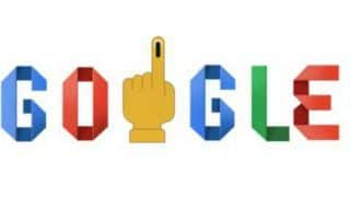 Lok Sabha Elections 2019: Google Dedicates Doodle to The Final Phase of Voting