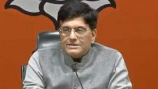 Piyush Goyal Takes Charge of Railway Ministry, Says Happy About 'Continuity'