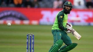 ICC World Cup 2019: Ahead of Opening Match Versus India, Hashim Amla Not Fretting Over His Spot in Playing XI