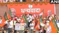 हिमाचल में भाजपा का कब्जा बरकरार, अनुराग ठाकुर लगातार चौथी बार जीते चुनाव