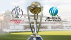 ICC World Cup 2019: Updated Points Table, Top Run-Getter And Wicket-Taker Before ENG vs AUS match