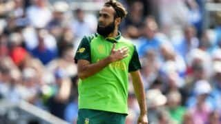 ICC Cricket World Cup 2019: Imran Tahir to Retire From ODIs After South Africa-Australia Clash