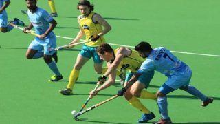 Hockey: India Draw 1-1 Against Australia A
