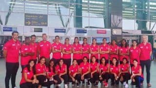 Indian Women's Hockey Team Departs For Republic of Korea